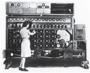 WAVES adı verilen operatörlerce kurulan ABD donanma bombesi. Bu dev makinelerde Turing'in Enigma'ya karşı geliştirdiği atak gerçekleniyordu