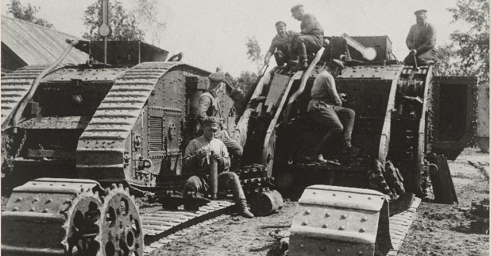 1. Dünya Savaşı Teknolojileri