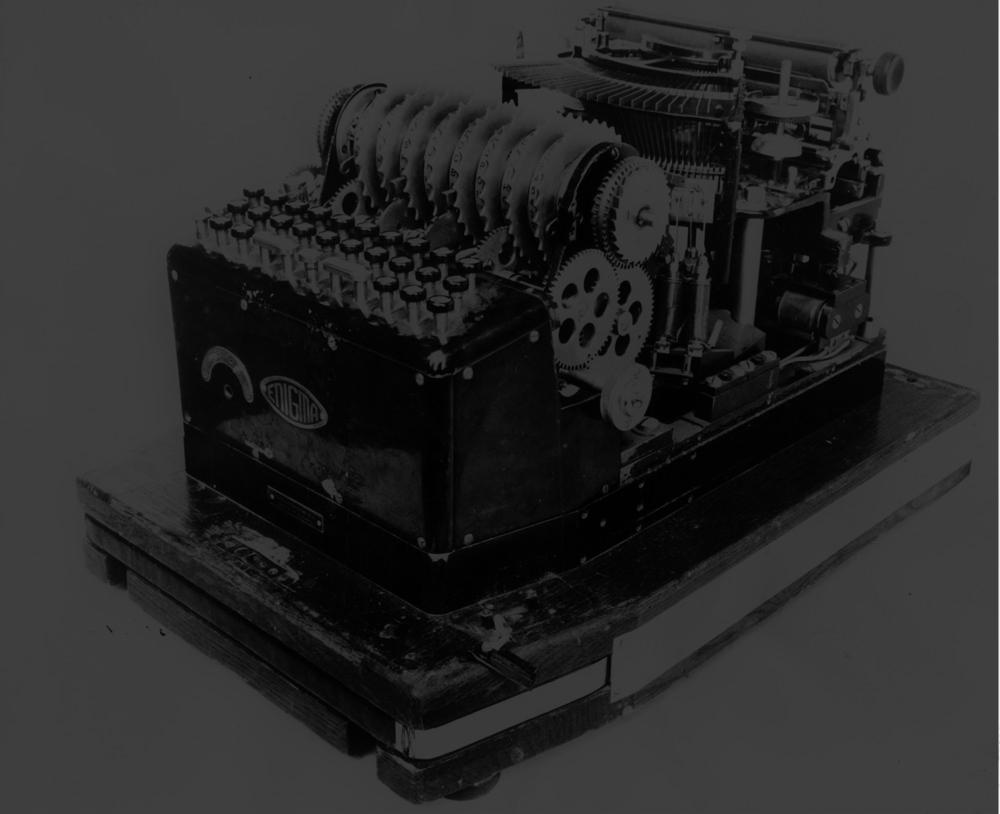 II.Dünya Savaşı'ndan Günümüze Kriptoloji: ENIGMA