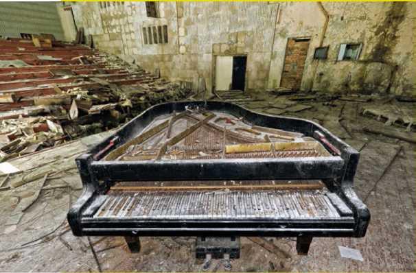 30. Yılda Çernobil