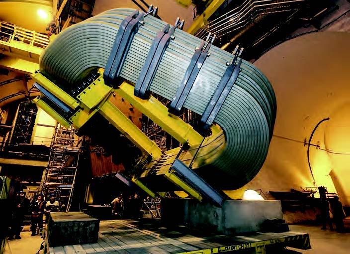 CERN'de Dört Yeni X Parçacığı Bulundu